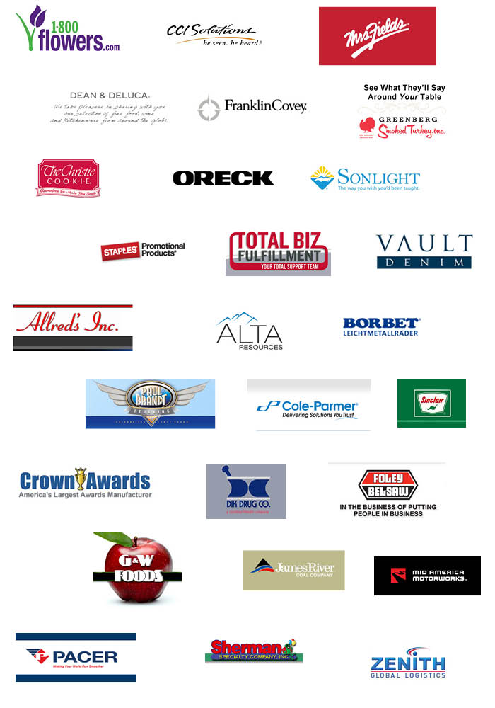 Assist customer logos
