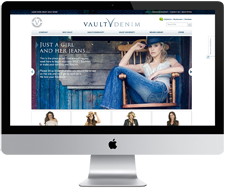 Vault Denim Website